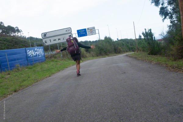 Camino Del Norte Day 24: Avilés To Soto De Luiña